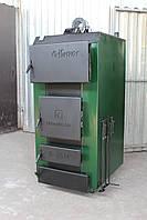 Твертопливный котел длительного горения Патрiот- В/60М, фото 1