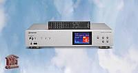 Сетевой аудиоплеер Pioneer N-50A с поддержкой Apple и Android Silver Серебряный