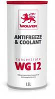 Охлаждающая жидкость Wolver Antifreeze & Coolant WG12 Konzentrat