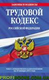 Трудовой кодекс Российской Федерации 2013 на 1 марта 2013 года