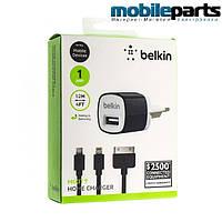 Сетевое зарядное устройство Belkin F8J017E для Apple  iPhone 5,5S