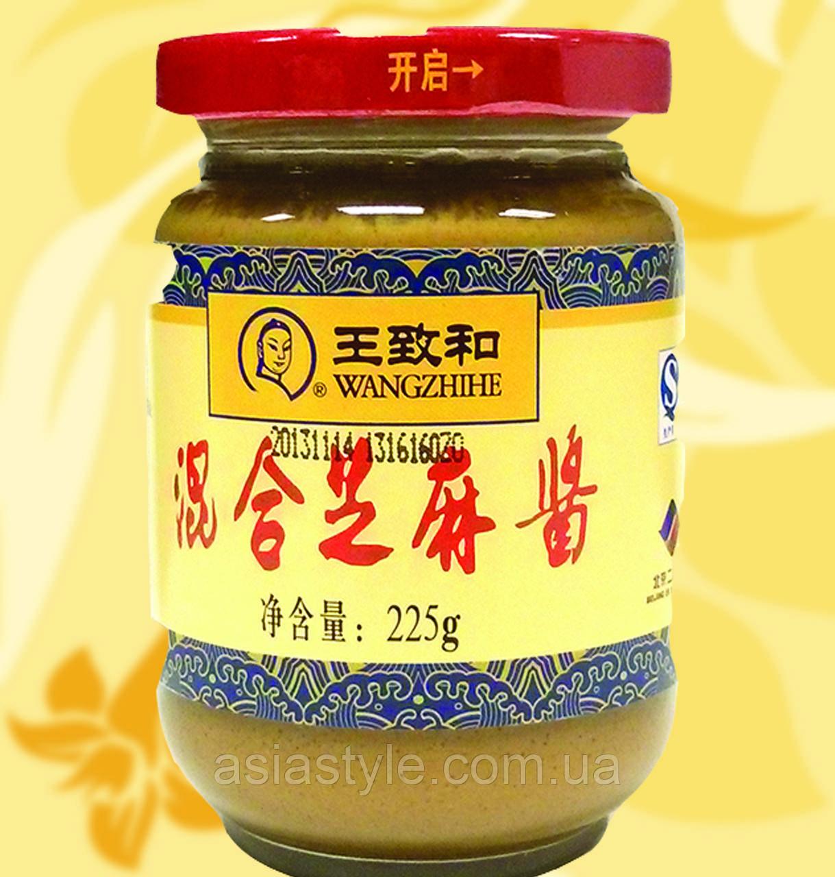 Паста кунжутна, Wangzhihe, 225г, Ч