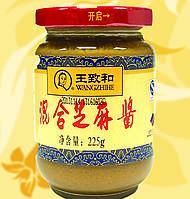 Паста кунжутна, Wangzhihe, 225г, Ч, фото 1