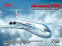 Советский пассажирский самолет Ильюшин-62М