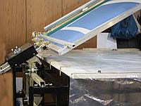 Станок для шелкографии на большие поверхности - стекло, двери и др.