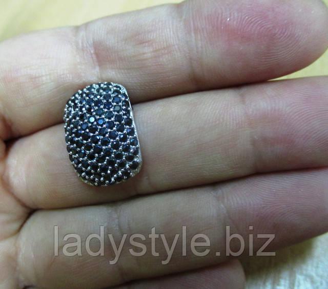 серебро кулон подвеска звезда сапфир украшения из серебра подарок купить