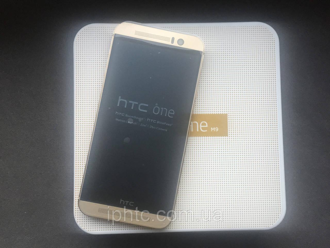 HTC One M9 32GB Gold. Новый.