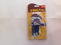 Набор шестигранников (9 шт) Torx Key Set Xingtai 00156