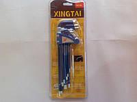 Набор шестигранников (9 шт) Torx Key Set Xingtai 00158