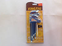 Набор шестигранников (9 шт) Torx Key Set Xingtai 00157