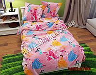 """Ткань для постельного белья Бязь """"Gold"""" Lux детская GLB043 (50м)"""