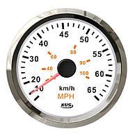 Спидометр, белый Kus K-Y18103
