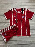 Футбольная форма Bayern Munchen Home/ Бавария Мюнхен домашняя  2017-2018