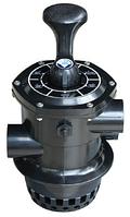 Кран шестиходовой Emaux MPV01 (1½'') верхний