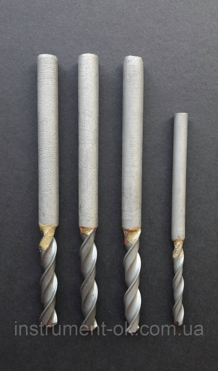Сверло по металлу d 6.7 мм твердосплавное
