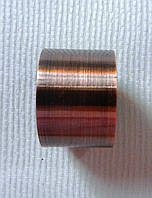 Рулло д. 25 мм, медь античная