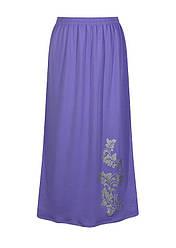 Женская трикотажная юбка Лоза