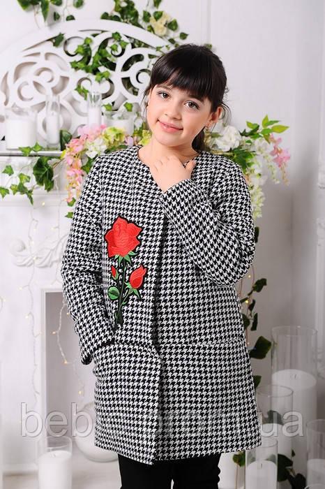 Пальто «Диана» Рост:134-140 см