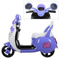 Детский мотоцикл на аккумуляторе M 3563 BR-9. Гарантия качества. Быстрая доставка.