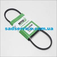 Ремень для культиватора MTD T 330, T 380