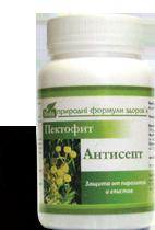 Пектофит — антисепт — 90 таб - Даника, Украина
