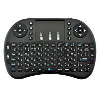 Беспроводная мини клавиатура + тачпад Rii mini i8