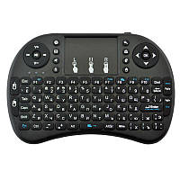 Rii mini i8 беспроводная мини клавиатура + тачпад для Smart TV Android TV Box