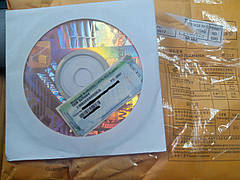 Microsoft Windows Server Std 2003 R2 1-4CPU 5Clt Russian OEM (P73-02761) сертифікат автентифікації