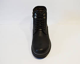 Ботинки мужские с натуральным мехом Faber, фото 3