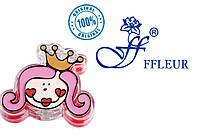 Детский блеск для губ Ffleur Принцесса