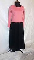 Платье женское в пол макси Сукня жіноча максі довга