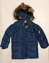 Зимова куртка для хлопчиків р. 4 роки