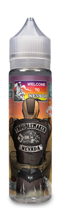 Жидкость TROUBLEMAKER - NEVADA 60ml