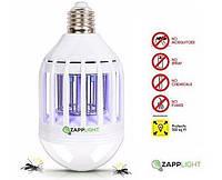 Двойная Светодиодная Лампочка от Комаров Zapp Light, фото 1