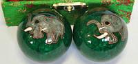 Музыкальные шары здоровья, диаметр 4.8 см.