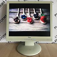 """Монитор бу 17"""" Fujitsu A17-2 1280 x 1024 динамики, фото 1"""