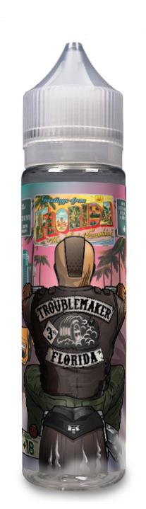 Жидкость TROUBLEMAKER - FLORIDA 60ml