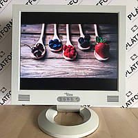 "Монитор бу 17"" Fujitsu B17-1 1280 x 1024 динамики"