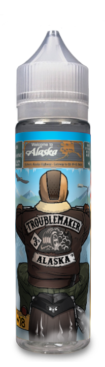 Жидкость TROUBLEMAKER - ALASKA 60ml