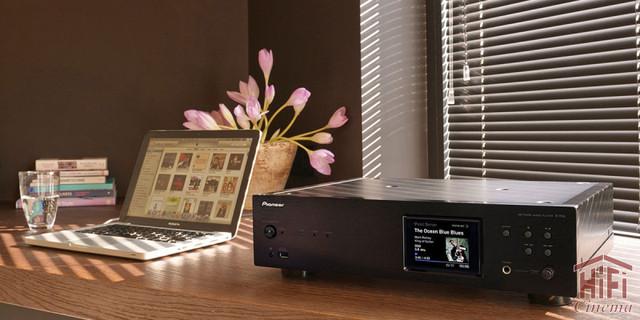 Высокоэффективный сетевой проигрыватель Pioneer N-70A с поддержкой Apple и Android