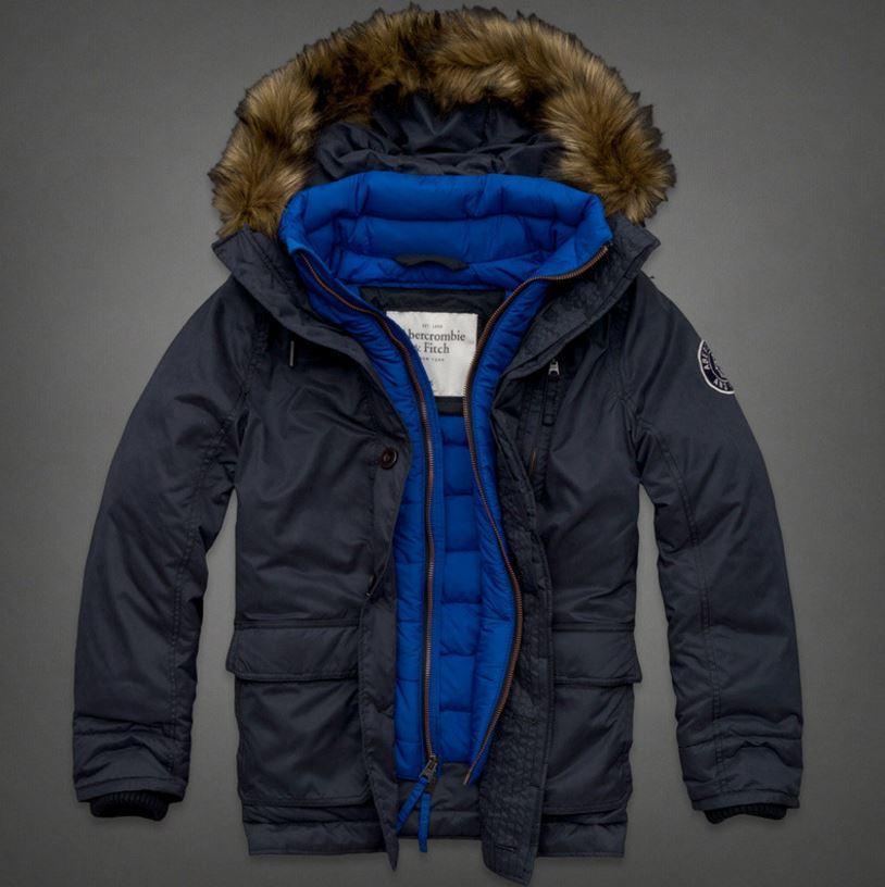 fada43757866a Мужские зимние куртки ABERCROMBIE & FITCH, цена 3 399 грн., купить в ...