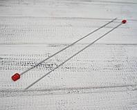 Спица прямая вязальная тефлоновая 2мм