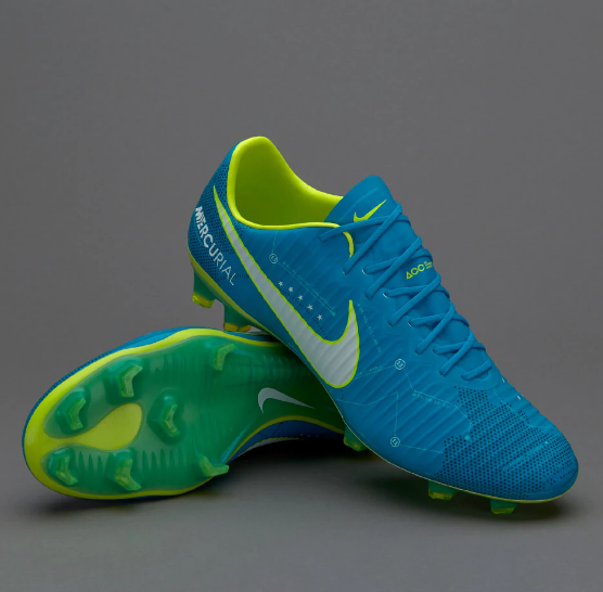 Бутсы Nike Mercurial Vapor XI Neymar FG - Blue Orbit White Armory Navy - 9a82426c8be88