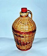 Бутылка 4,5л  «Ровоам» в лозе, фото 1