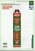 Монтажная ппена Soma FIX проф MEGA 850 мл (всесезонная)