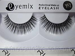 Накладні вії Professional make-up YF2