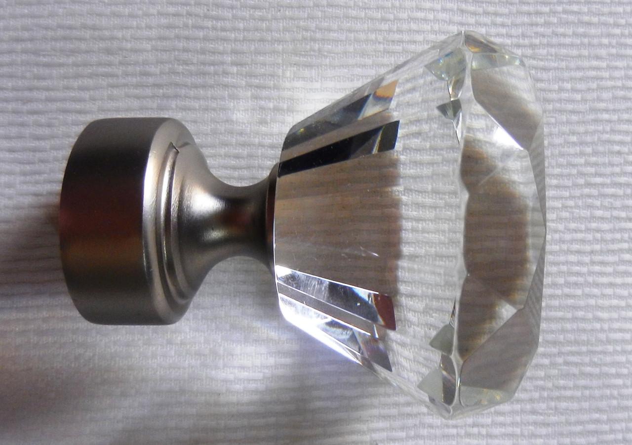 Кристалл д. 25 мм, сатин
