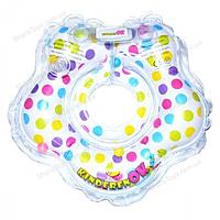Круг для купания младенцев Конфетти  Kinderenok