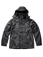 Мужская куртка-ветровка Mercedes Men's Cagoule, Water-repellent and Windproof, Black