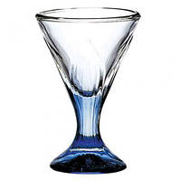 Креманка La Rochere 604063 Fidji с голубой ножкой 200 мл